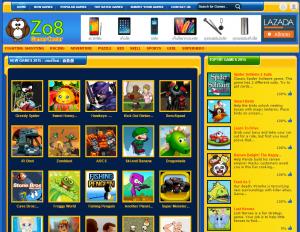 ตัวเลือกต่าง ๆ ที่มากขึ้นในเว็บเกมอออนไลน์ Zo8